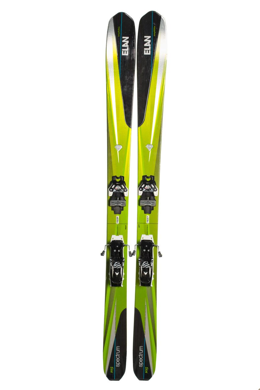 Лыжи горные Elan Amphibio 180 Green-Black  из Австрии!!