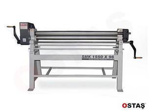 Трехвалковый листозгинальний механічний верстат SMK 1270x96 OSTAS