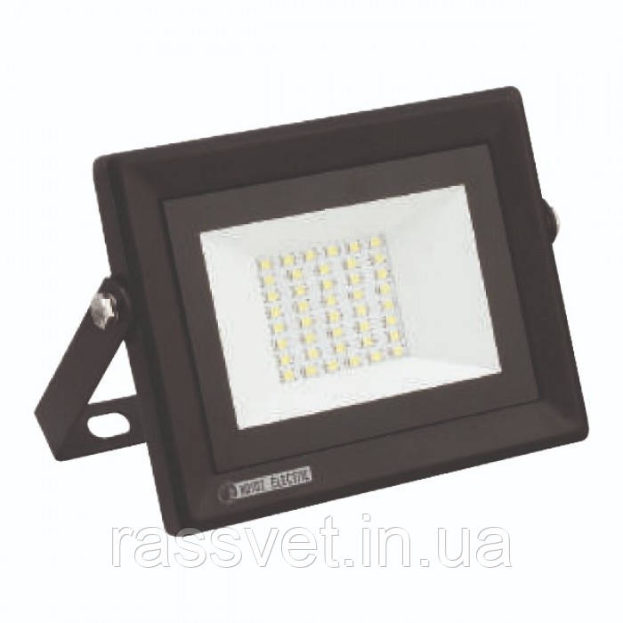 """Прожектор светодиодный """"PARS-30"""" 30W зелёный"""