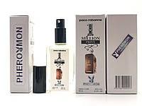 Тестер в подарунковій упаковці Paco Rabanne 1 Million Prive 60 мл у кольоровій упаковці з феромонами репліка