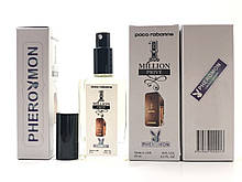 Парфюм в подарочной упаковке Тестер в подарочной упаковке Paco Rabanne 1 Million Prive 60 мл в цветной упаковке с феромонами реплика
