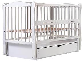 Дитяче ліжечко Babyroom Еліт