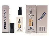 Тестер в подарочной упаковке Paco Rabanne 1 Million 60 мл в цветной упаковке с феромонами реплика