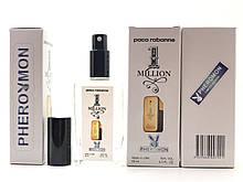 Парфюм в подарочной упаковке Тестер в подарочной упаковке Paco Rabanne 1 Million 60 мл в цветной упаковке с феромонами реплика