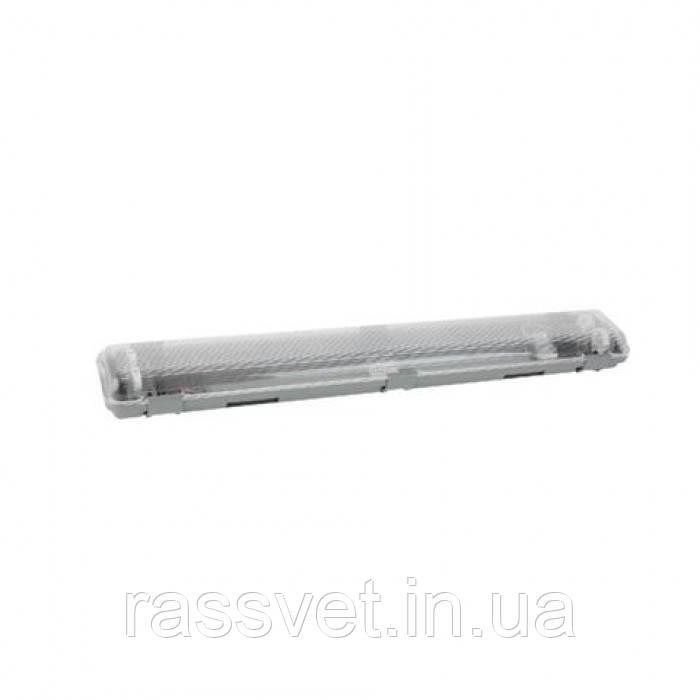 """Корпус под лампу (2*9w) 120 см Т8 влагозащищенный """"PROFIX-60D"""""""
