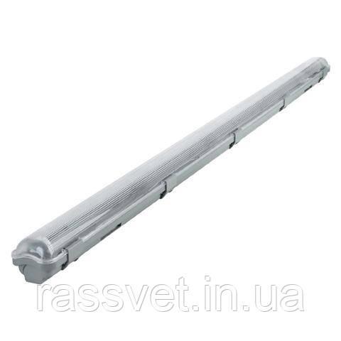 """Корпус под лампу (1*18w) 120 см Т8 влагозащищенный """"PROFIX-120S"""""""
