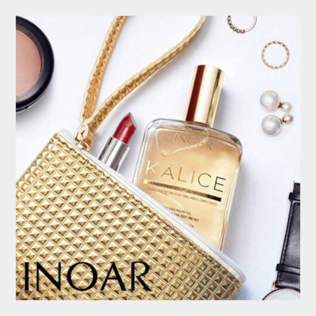 Масло-парфюм для волос Иноар Калис, 100 мл