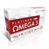 Жирные кислоты IronMaxx Platinum Omega 3 60caps