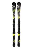 Лыжи горные Fischer Progresor F17 150 Black Б/У