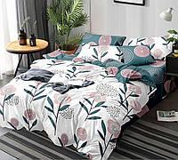 Комплект постельного белья двуспальный, 180*220, сатин, (620.731)