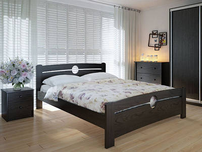 Ліжка з масиву дерева стандарт
