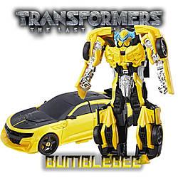 "Робот Бамблбі - Трансформери 5: Останній лицар Bumblebee (Последний рыцарь,""LAST KNIGHT""  TURBO CHANGER C1319)"