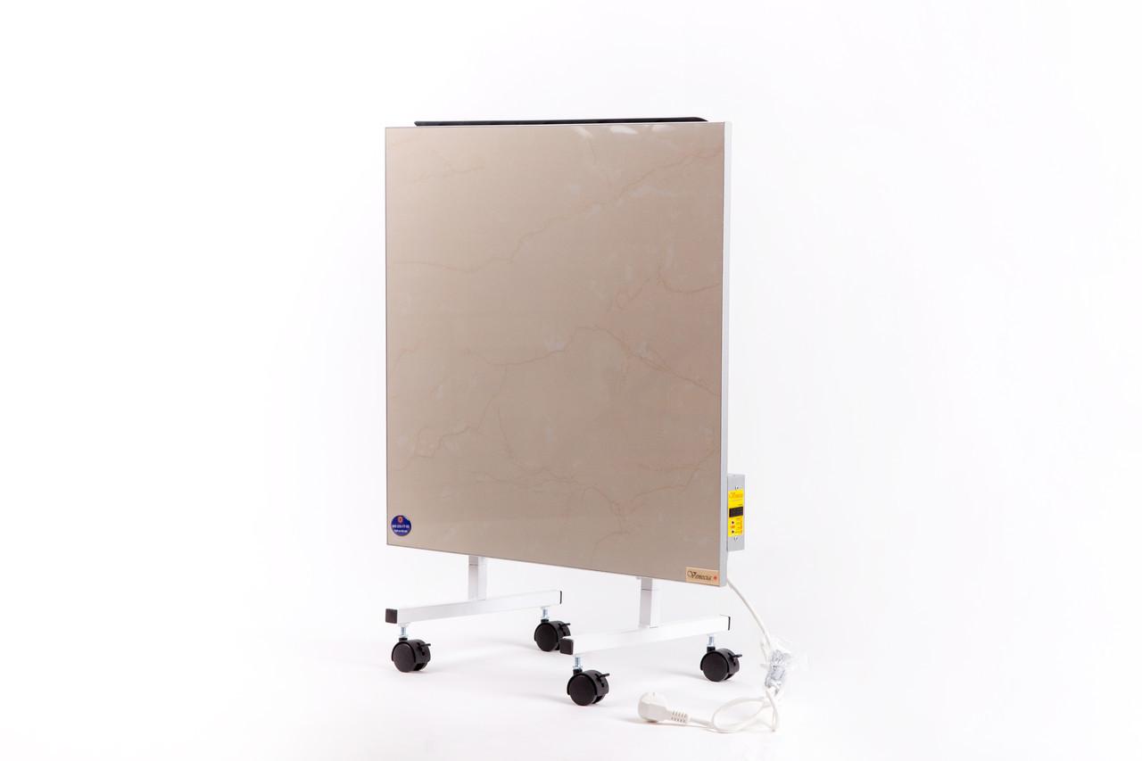 С электронным программатором ПКИТ 350Вт 60x60см  Энергосберегающий керамический обогреватель Venecia