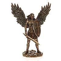Статуэтка Veronese Архангел Михаил 36х28 см 77273, фото 1