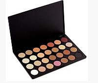 Профессиональная палитра теней для макияжа 28 цветов без логотипа большая палитра