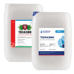 Толазин, гербицид Агрохимические Технологии, тара 20 л