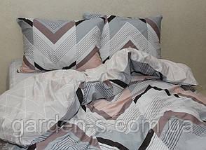 Комплект постельного белья TAG tekstil Сатин S370, фото 2