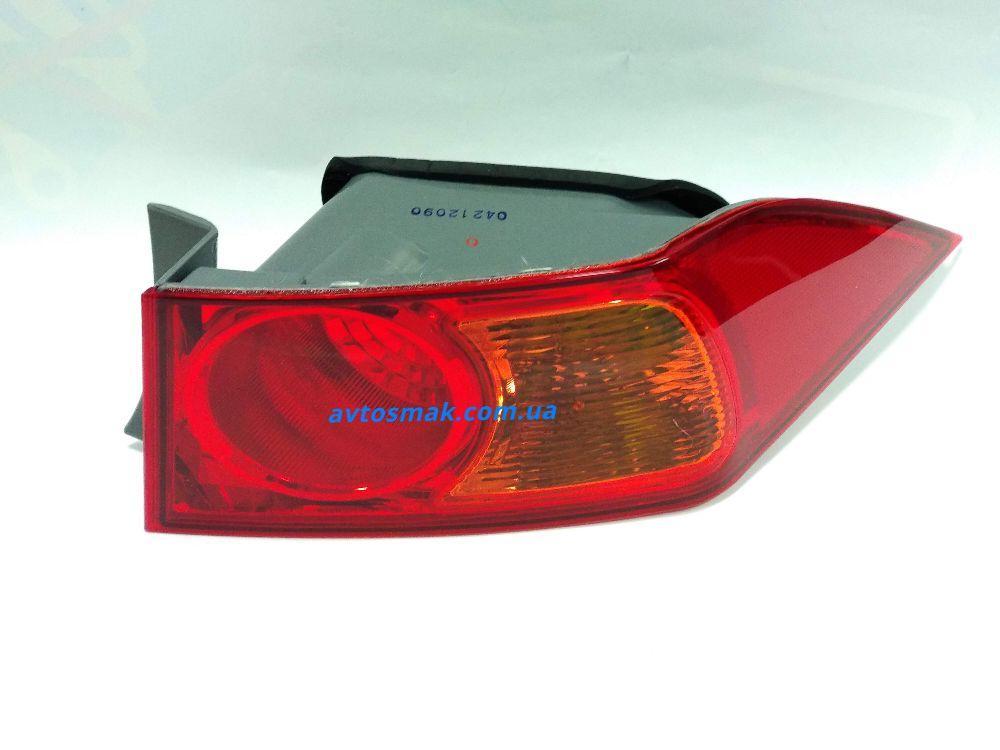 Фонарь задний для Honda Accord 7 '06-08 правый (DEPO) внешний