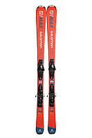 Лыжи горные Salomon S Max 155 Orange Б / У, фото 1