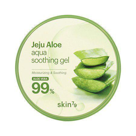 Універсальний гель з алое Skin79 Jeju Aloe Aqua Soothing Gel 300ml (до 17.09.2021)
