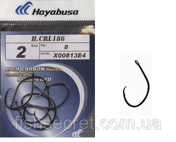 Крючок Hayabusa H.CRL186