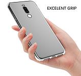 Защитный силиконовый чехол для Meizu X8 / прозрачный / стекла в наличии /, фото 7