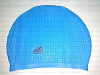 Силиконовая шапочка для плавания CONQUEST взрослая