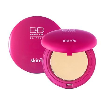 Компактна BB-пудра Skin79 Super Plus Pink BB Pact 15ml