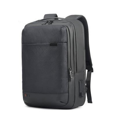 """Мужской Рюкзак для Ноутбука 15.6"""" Дорожный Arctic Hunter (GB00328) Вместительный Черный"""