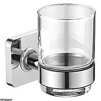 Стакан для зубных щеток DEVIT 6710110 LAGUNA Cup with holder