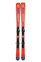 Лыжи горные Salomon S Max 160 Orange Б / У