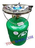 Газовий комплект GOLDEN LION RUDYY Rk-3 8 літрів 2.5 кВт