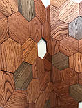 Деревянные панели Соты, фото 2