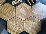 Деревянные панели Соты, фото 3