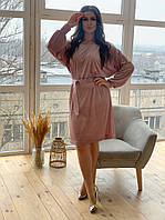 Платье женское с поясом  в расцветках 38929, фото 1