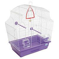 """Клітка Природа """"Мері"""" для птахів 44 см/27 см/54 см"""