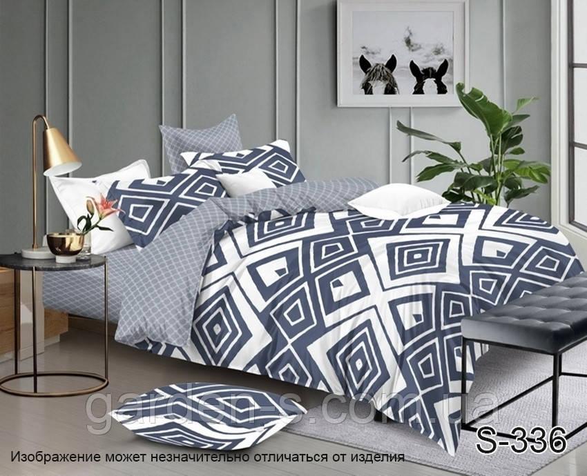 Комплект постельного белья TAG tekstil Сатин S336