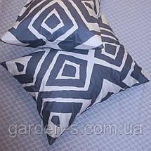 Комплект постельного белья TAG tekstil Сатин S336, фото 3