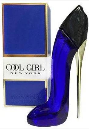 Женская парфюмированная вода 2 по цене 1 Carolina Herrera Good Girl New York (blue) 40 мл АКЦИЯ !!!