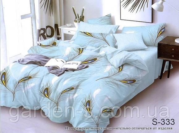 Комплект постельного белья TAG tekstil Сатин S333, фото 2