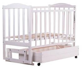 Детская кроватка Зайчонок