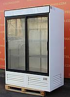 """Холодильний шафа-вітрина """"Juka SZ-1 1200"""", корисний об'єм 1200 л, (Польща), LED - підсвічування, Б/в, фото 1"""