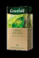 Чай зелёный в пакетиках Greenfield Green Melissa 1,5г х 25 шт