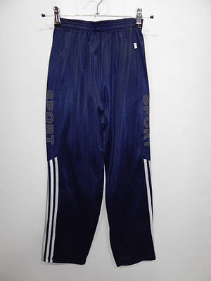 Спортивные штаны подросток на байке 134-140р. SPORT  030GH