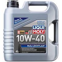 Моторное масло MoS2 LEICHTLAUF SAE 10W-40 (4л.)