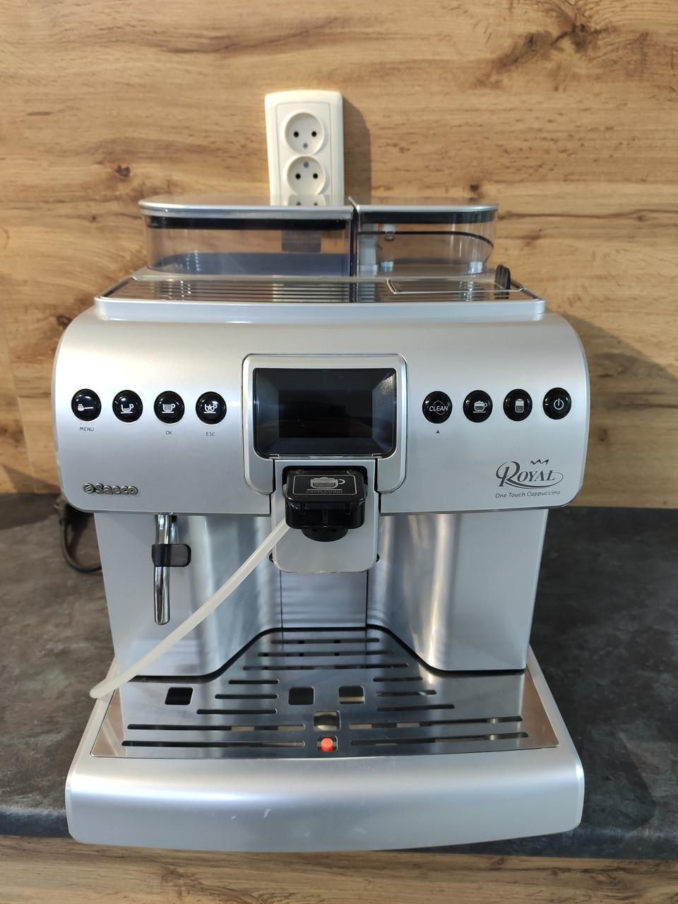 Кофемашина Saeco Royal One Touch Cappuccino