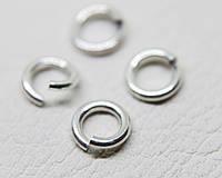 Кольцо серебряное d=5 мм (0,14 г)