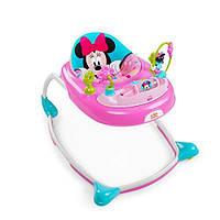 Bright Starts Disney Baby Minnie Mouse  Интерактивные Ходунки  Минни Маус