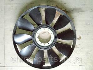 Вентилятор 10 лепестков VG2600060446 HOWO самосвал