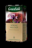Чай чёрный в пакетиках Greenfield Spring Melody 1,5 г х 25 шт